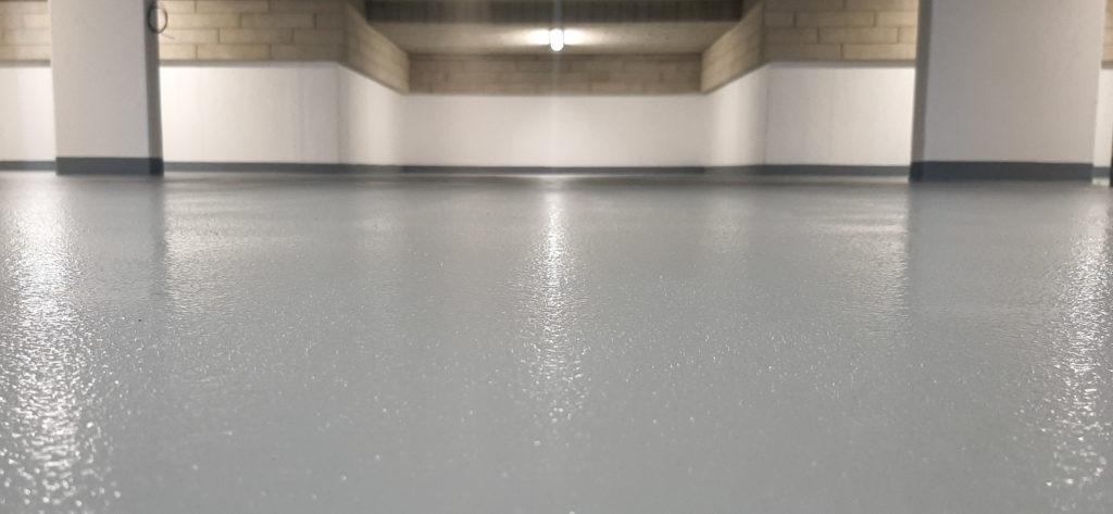 Epoxidová podlaha od firmy Levelo.