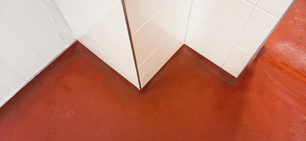 Vysokozátěžová podlaha od firmy Levelo.