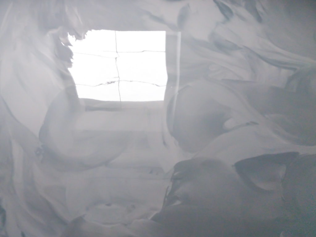 Epoxidová podlaha do kanceláře.
